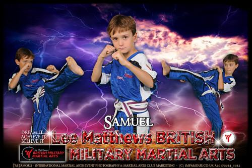 British Military Martial Arts Samuel