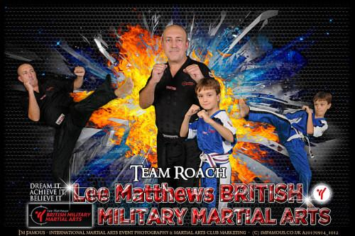 British Military martial arts.
