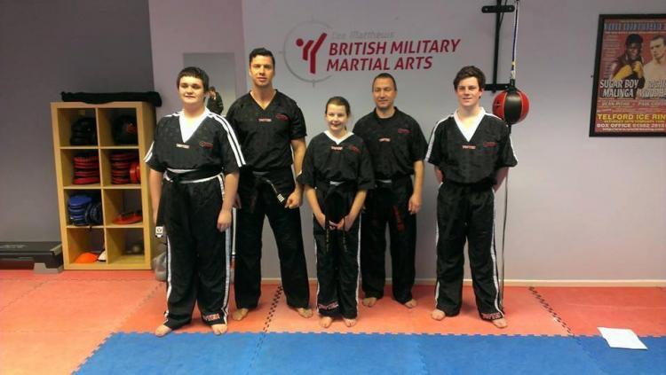 BMMA black belts