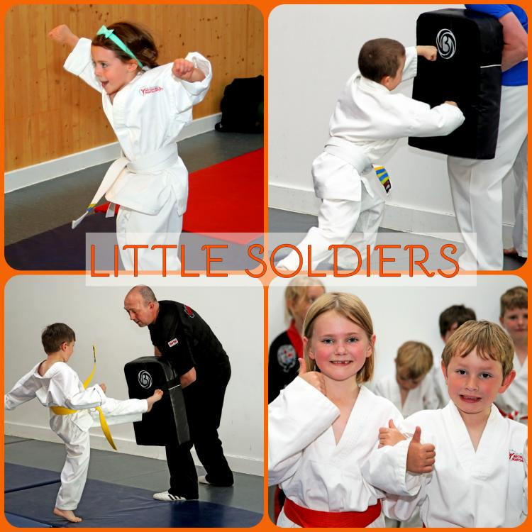 BMMA. British Military Martial arts kids