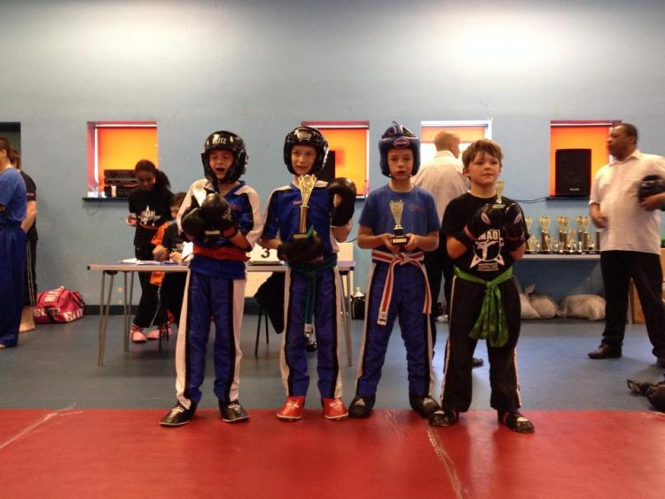 BMMA kids trophy winners