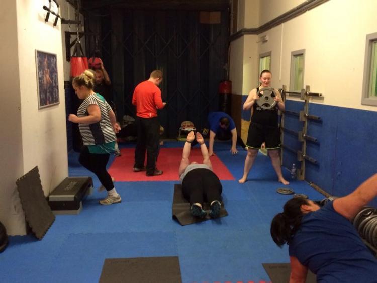 Workout class BMMA