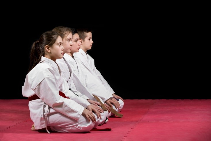 5 ways martial arts can help your child